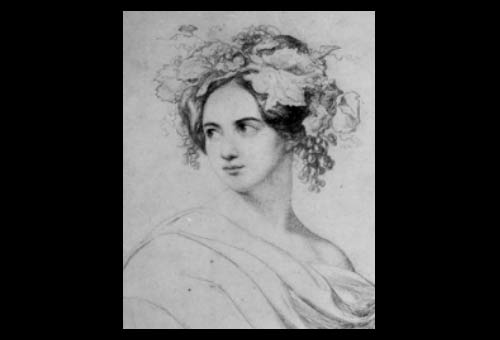 Fanny Hensel, by Wilhelm Hensel