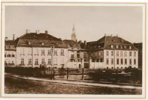 Palais Itzig, Sara Levy's childhood home