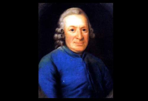 Daniel Itzig, Sara's father, by Joseph Friedrich d'Arbes